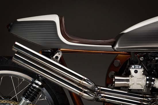 Custom-Built Triumph Bonneville 3