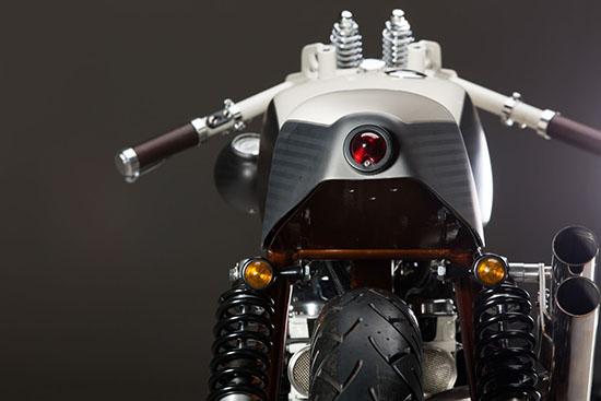 Custom-Built Triumph Bonneville 4