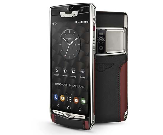 Vertu Signature Touch for Bentley 1