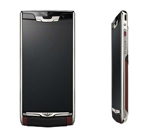 Vertu Signature Touch for Bentley 2