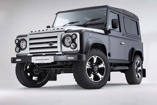 Defender 40th Anniversary by Overfinch