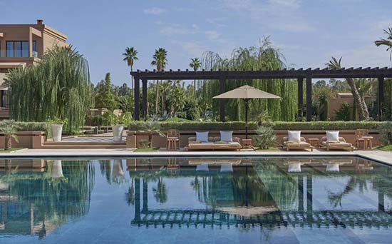 Mandarin-Oriental-Marrakech-main-pool