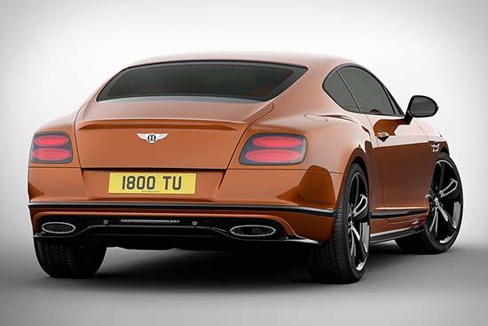 Bentley Continental GT Speed Black Edition 2