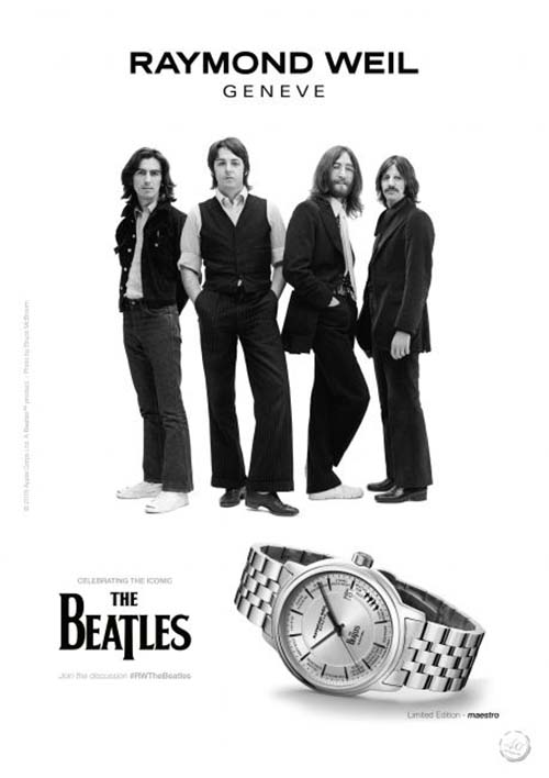 Raymond Weil Beatles Limited Edition