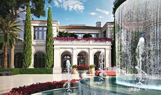 Karl Lagerfeld to Design Condo Lobby in Miami