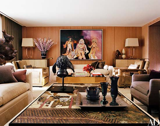A Look Inside Marc Jacobs' New York City Townhouse