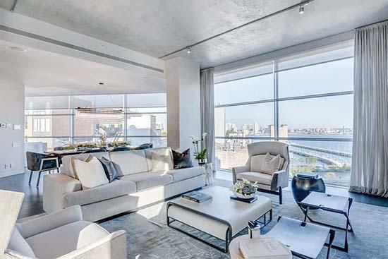 kim kardashian new york Airbnb Penthouse