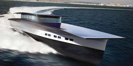 Solaris Global Cruiser Yacht By Duffy London