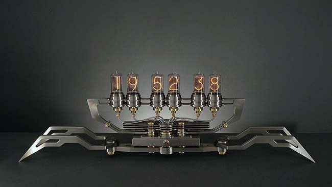 Nixie Machine II