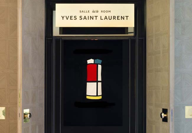 A Look Inside The Yves Saint Laurent Museum In Marrakech