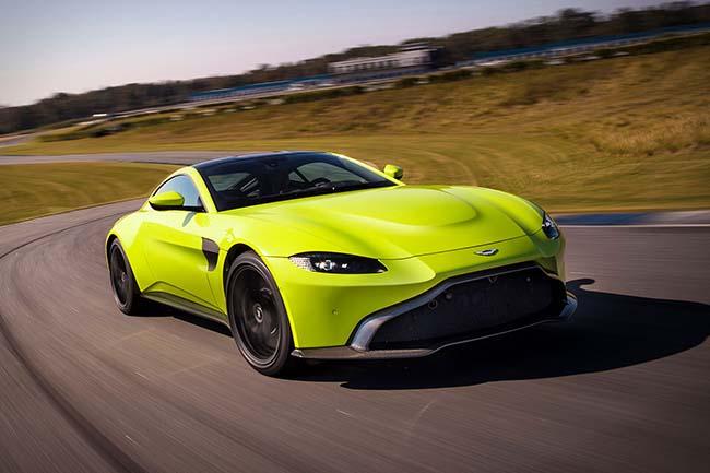 The All-New 2018 Aston Martin Vantage Revealed!