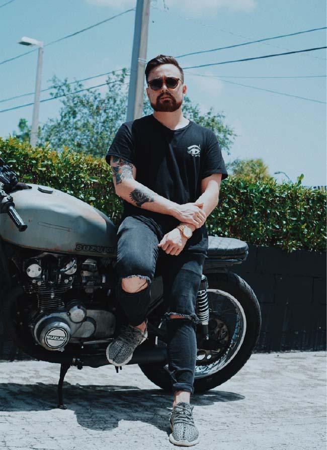 Biker Look