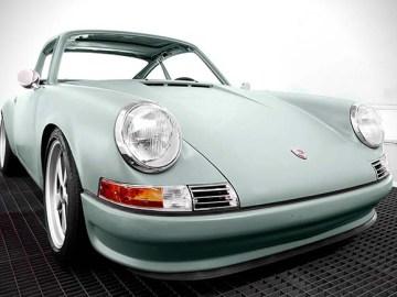 Quintessenza Electric Porsche 911s
