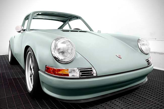 Quintessenza Electric Porsche