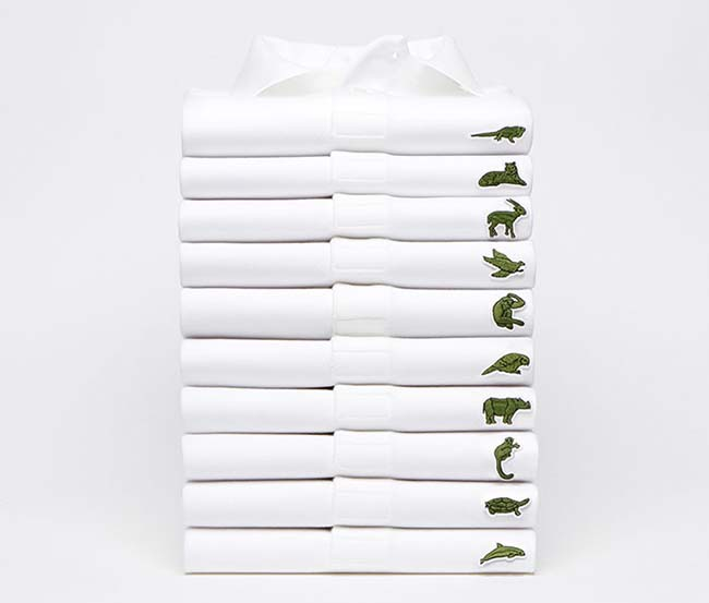 Endangered Animals Lacoste