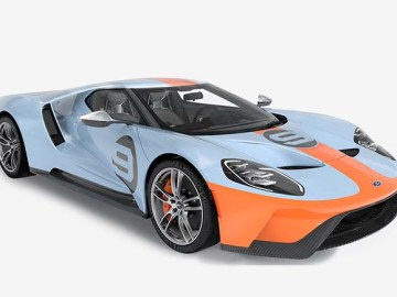 2019 Ford GT Heritage Edition