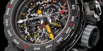 Richard Mille RM 25-01 Tourbillon Adventure