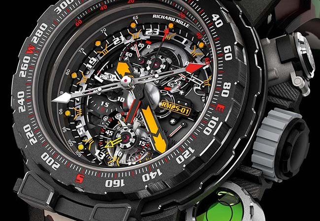Sylvester Stallone x Richard Mille RM 25-01 Tourbillon Adventure