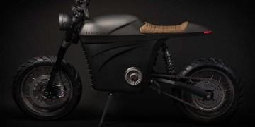 Tarform Electric Motorcycle