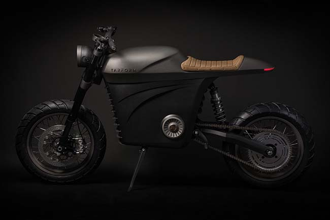 Tarform Electric Motorcycle