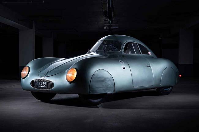 This Legendary 1939 Porsche Type 64 Could Be Yours
