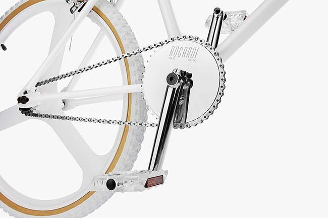 Dior Bogarde White BMX