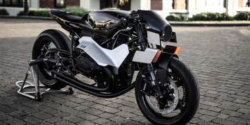 BMW R nineT Type 18 by Auto Fabrica