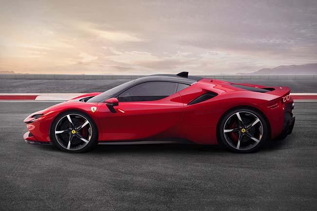 Ferrari SF90 Stradale Hybrid