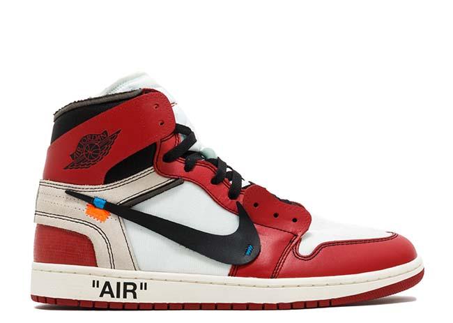 Jordan 1 OFF-WHITE