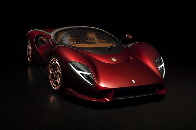 De Tomaso P72 GT