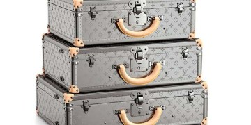 Louis Vuitton Monogram Titane
