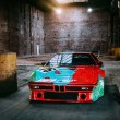 BMW M1 Art Car By Andy Warhol