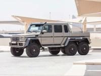 G63 AMG 6×6