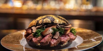 Black Gold Burger