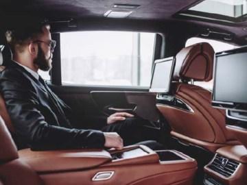 Modern Luxury Vehicles
