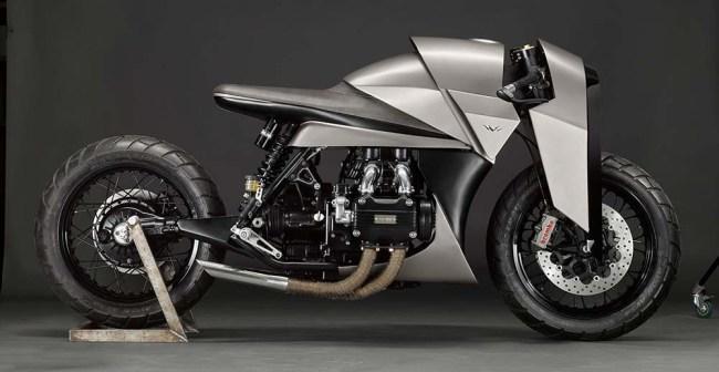 Kenzo Motorcycle
