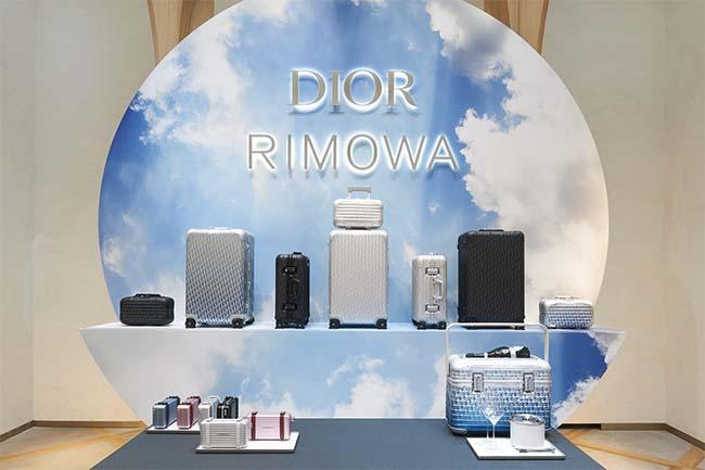 Dior x RIMOWA