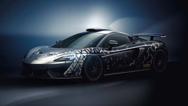 McLaren 620R Is A Road-Legal Race Car