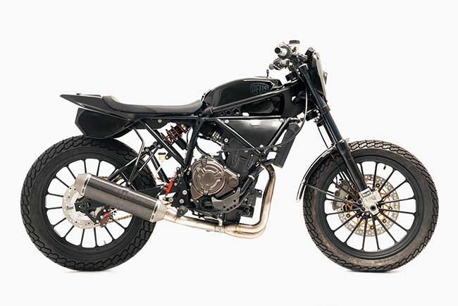 Yamaha FZ-07 The Framer By Deus Ex Machina