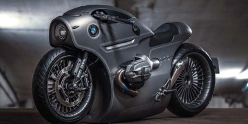BMW R9T Motorcycle by Zillers Garage