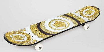 Versace Skateboard