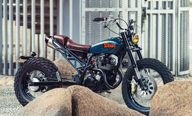 Yamaha TW225 Dirt Dauber