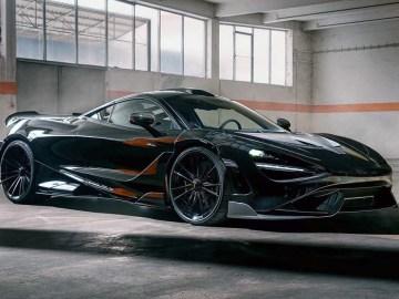 Novitec McLaren 765LT