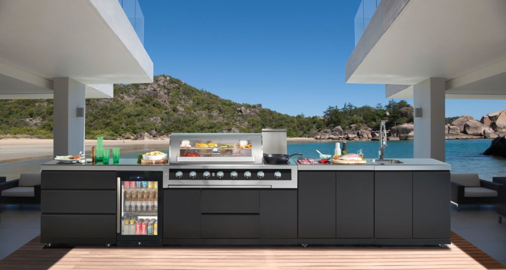 Luxury Barbeque Party