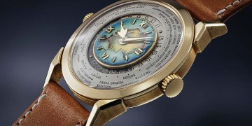 Patek Philippe Eurasian Map reference 2523