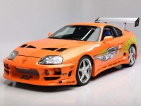 Fast & Furious Toyota Supra