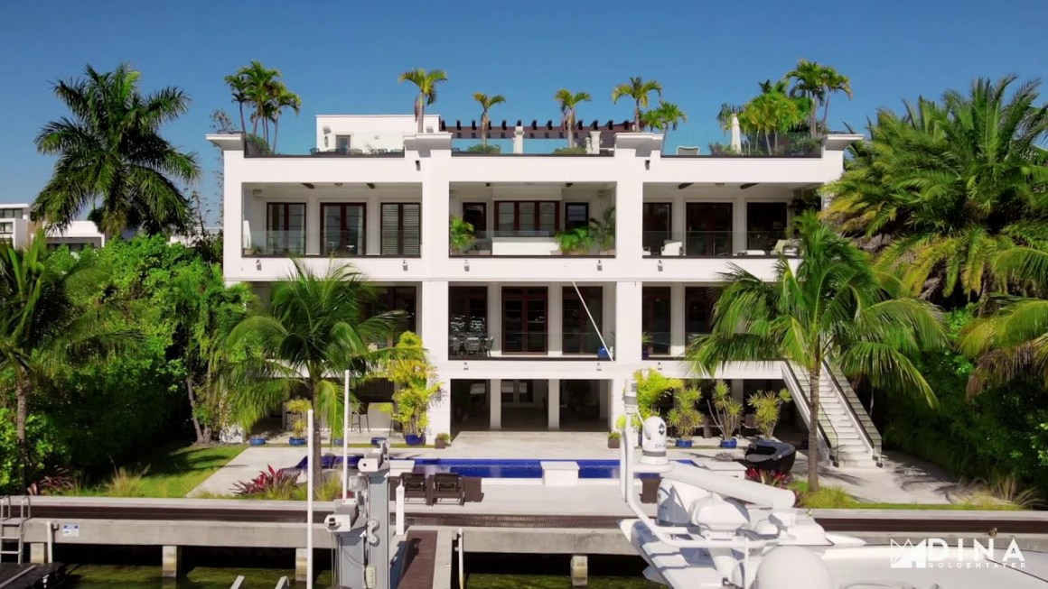Floyd Mayweather Miami Mansion