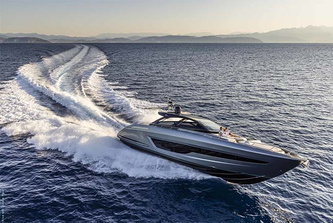 Riva 68 Diable Superyacht