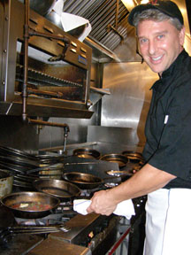 Luxury Experience  Chef Brian Rutherford Recipes  Bistro