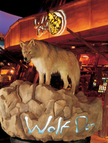 Wolf Den at Mohegan Sun